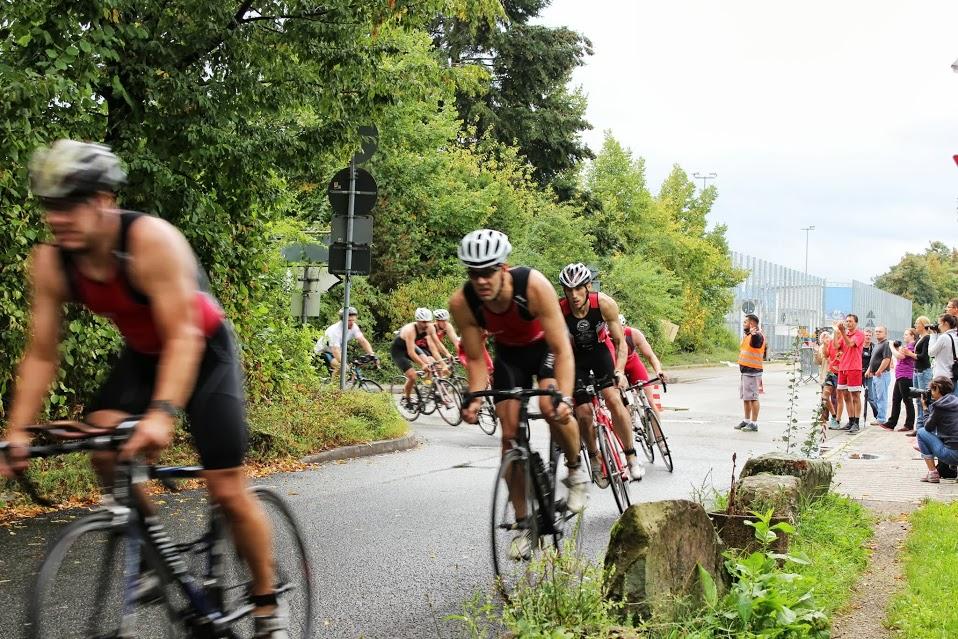 Triathlon Radfahren