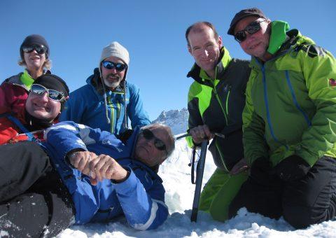 Skihochtourenkurs Stubai