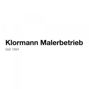 Logo Klormann Malerbetrieb