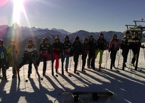 Jugend Ski- und Snowboardkurs Saalbach-Hinterglemm