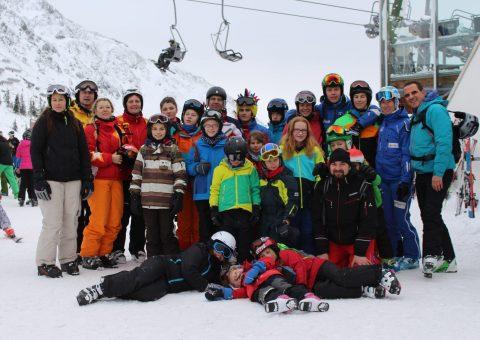 Familienkurs Ski-Kids Special